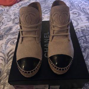 Chanel high tops